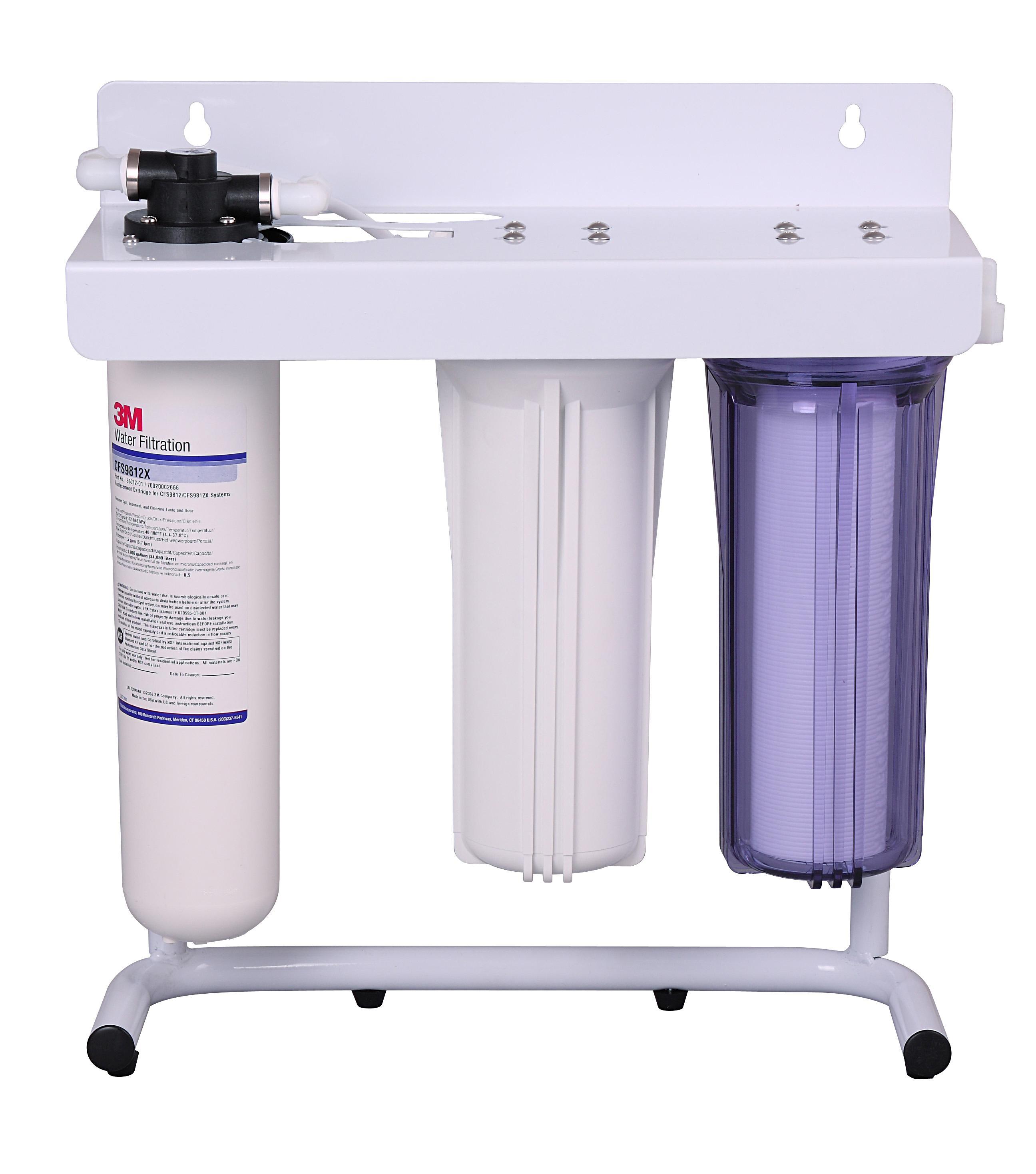 净水方法_3m净水器CFS8812X-S如何换滤芯视频-
